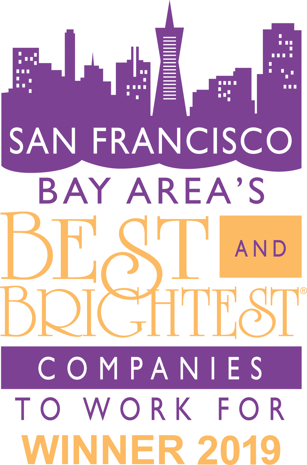 San fran- best and brightest to work for 2019